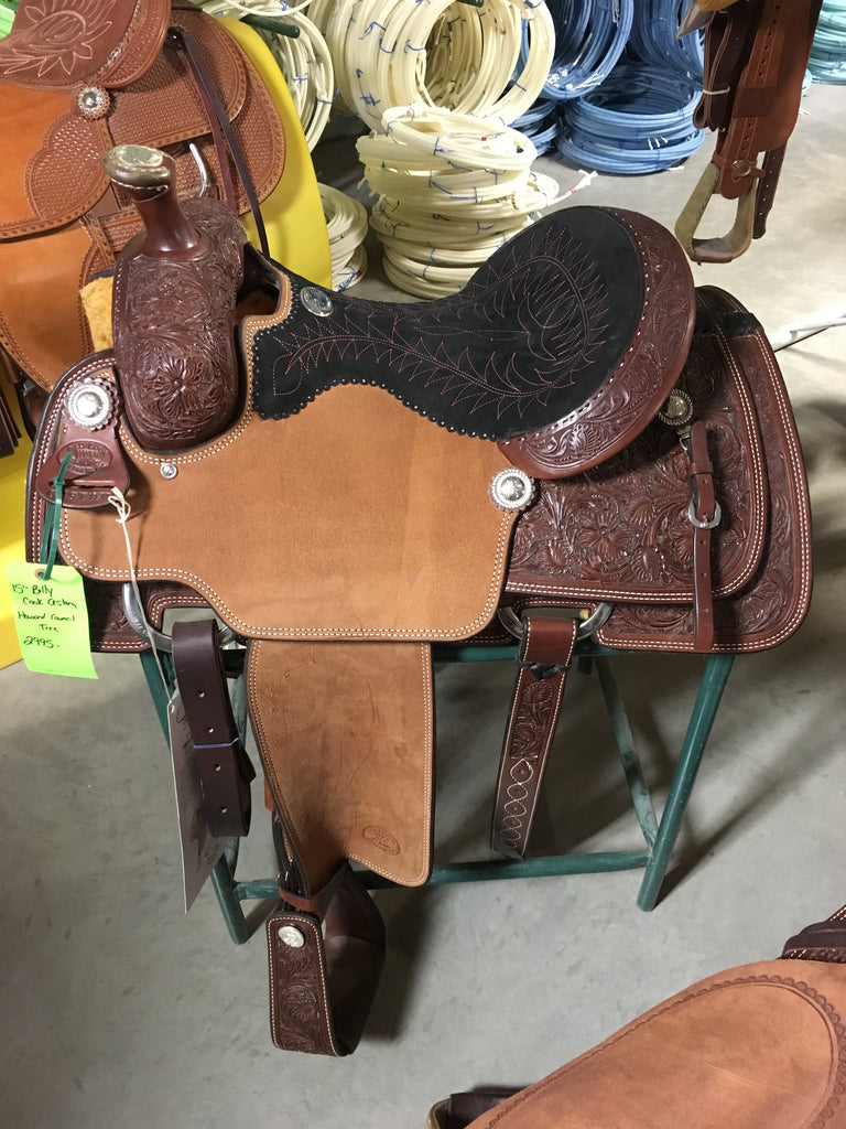 "15"" Billy Cook Custom Roper"