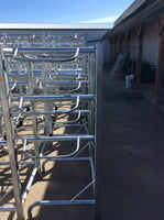 Regular 6 Tier Saddle Rack