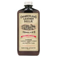 Chamberlain's Saddle & Tack Salve Formula NO. 8 – Premium Saddle & Tack Conditioner