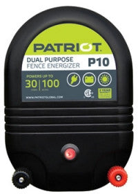 P10 Patriot Dual Purpose Fence Energizer