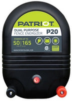 P20 Patriot Dual Purpose Fence Energizer