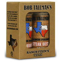 Bob Tallman's Ranch Fixin's- Texas Twin Pack