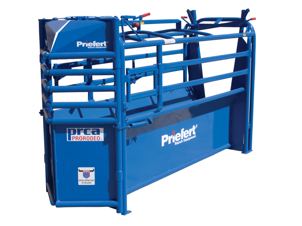 Priefert Competition Roping Chute