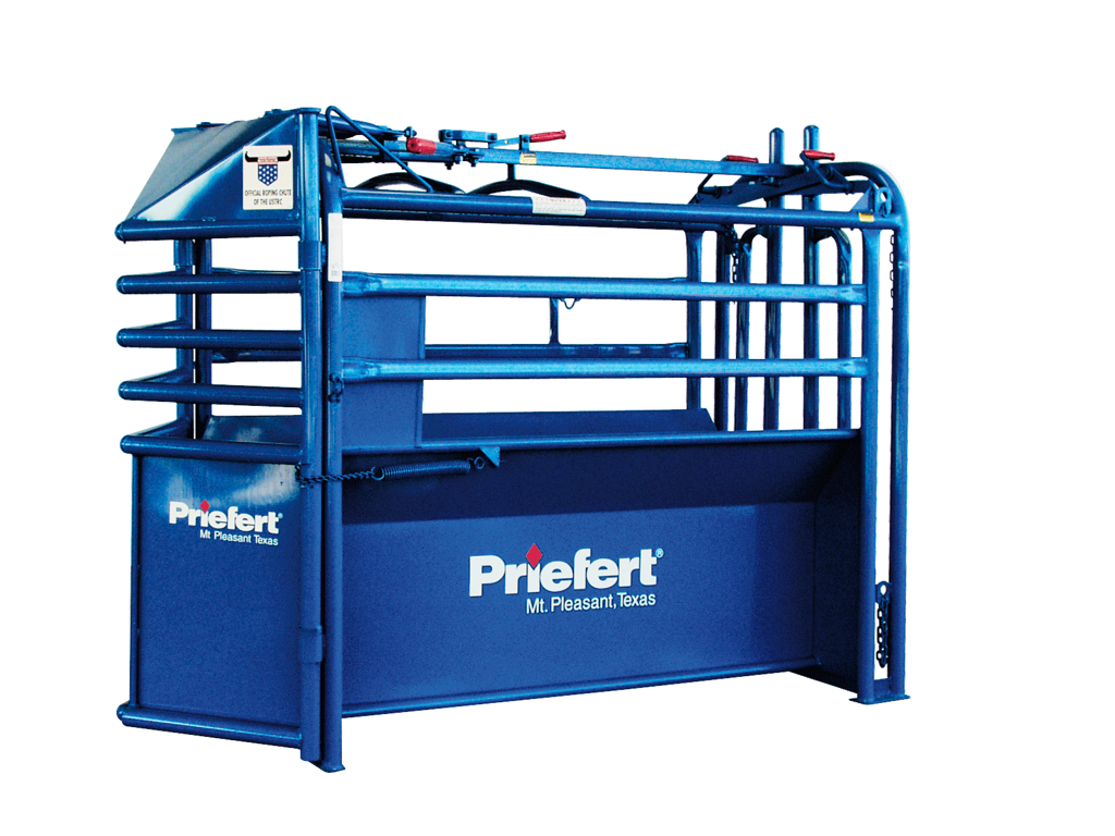 Priefert Manual Roping Chute