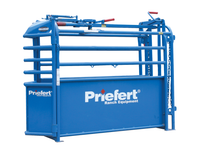 Priefert Manual Calf Roping Chute