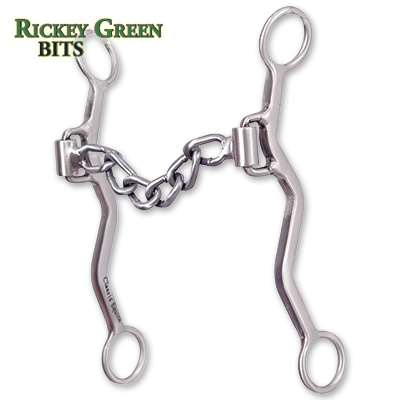 Classic Equine-Rickey Green Collection Chain-RGBIT30