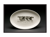 Bernie Brown Serving Platters