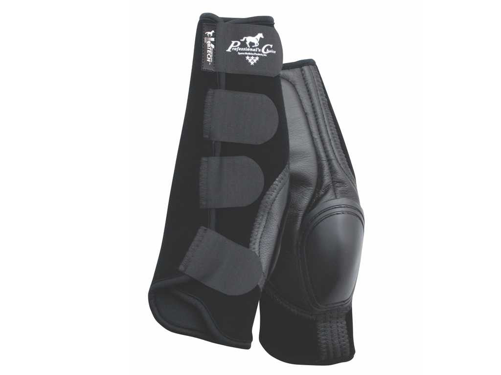 Professional's Choice VenTECH Slide-Tec Skid Boot-2Pack
