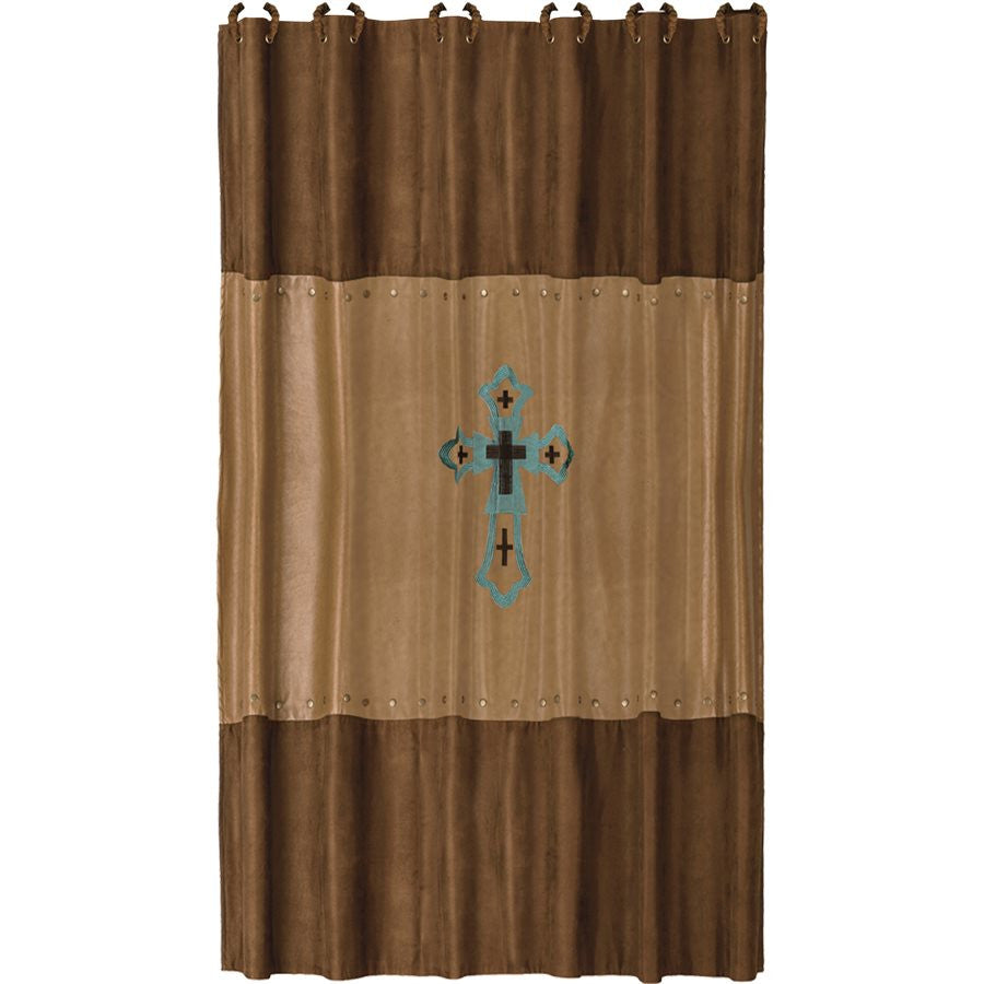 Las Cruces II-Shower Curtain