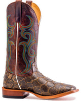 Horse Power Men's Filet Of Fish/RustThunder Cat Boots-HP1809