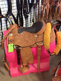"16"" Billy Cook Trick Saddle"