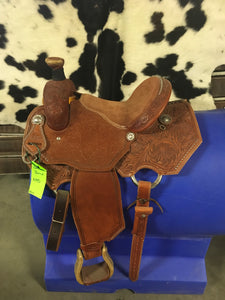 13.5 Irvine Allaround Saddle