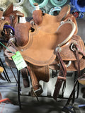 "12.5"" Irvine JR Roper Saddle"