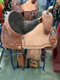 "14"" Irvine Barrel Saddle IB 1078"