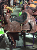 "14.5"" Billy Cook Custom Roper Howard Council Tree"