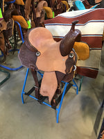 "14.5"" Irvine Custom Barrel Saddle IBC 1012"