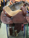 "14.5"" Irvine Barrel Saddle IB 1088"