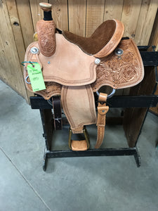 "13"" Irvine All Around Saddle"