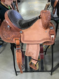 "14.5"" Irvine Barrel Saddle IB 1096"