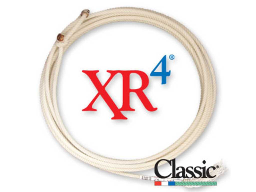 Classic Ropes XR4  4 Strand Rope