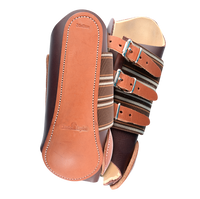 Classic Equine Leather Splint Boot