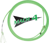Fast Back Ropes Mach 4  4 Strand Rope