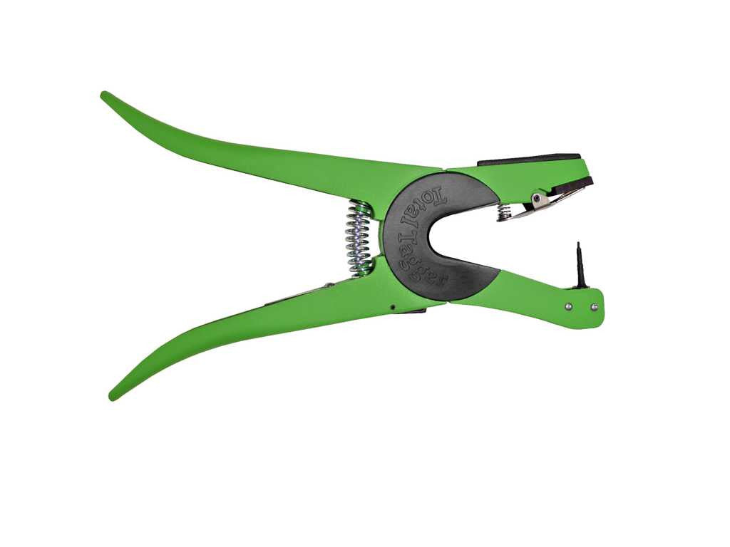 Allflex-Total Tagger + Applicator Green
