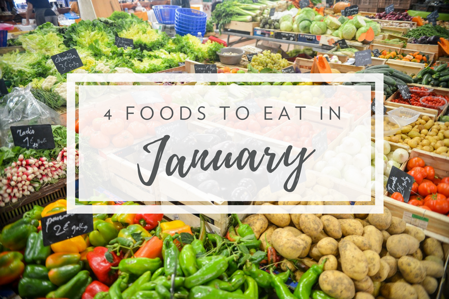 What's in Season in January | Fresh Meal Kit Delivery from Chef'd