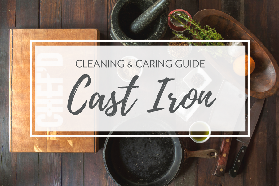 Cast Iron Pans | Cleaning & Cooking Guide