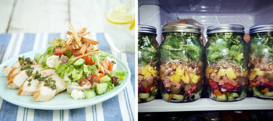 7 Simple Tricks to Help You Eat Better This Week | Meal Prep Meal Kits