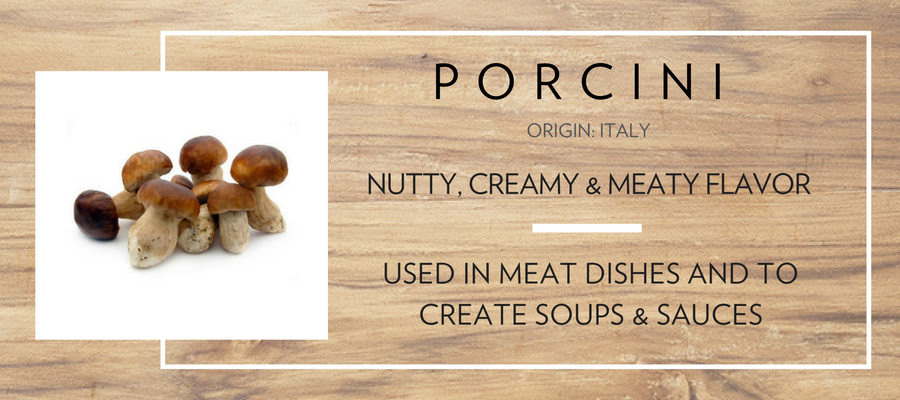 Cooking with Mushrooms | Porcini Mushrooms