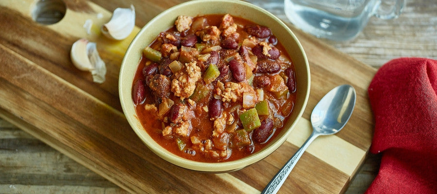 Cold-Busting Meal Kits You'll Love | Spicy Chili Meal Kit