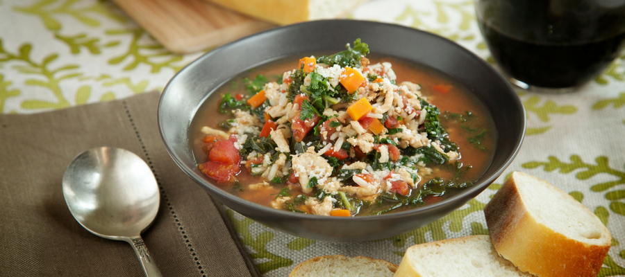 Top 5 Meal Kits Featuring Kale | Turkey Kale Soup