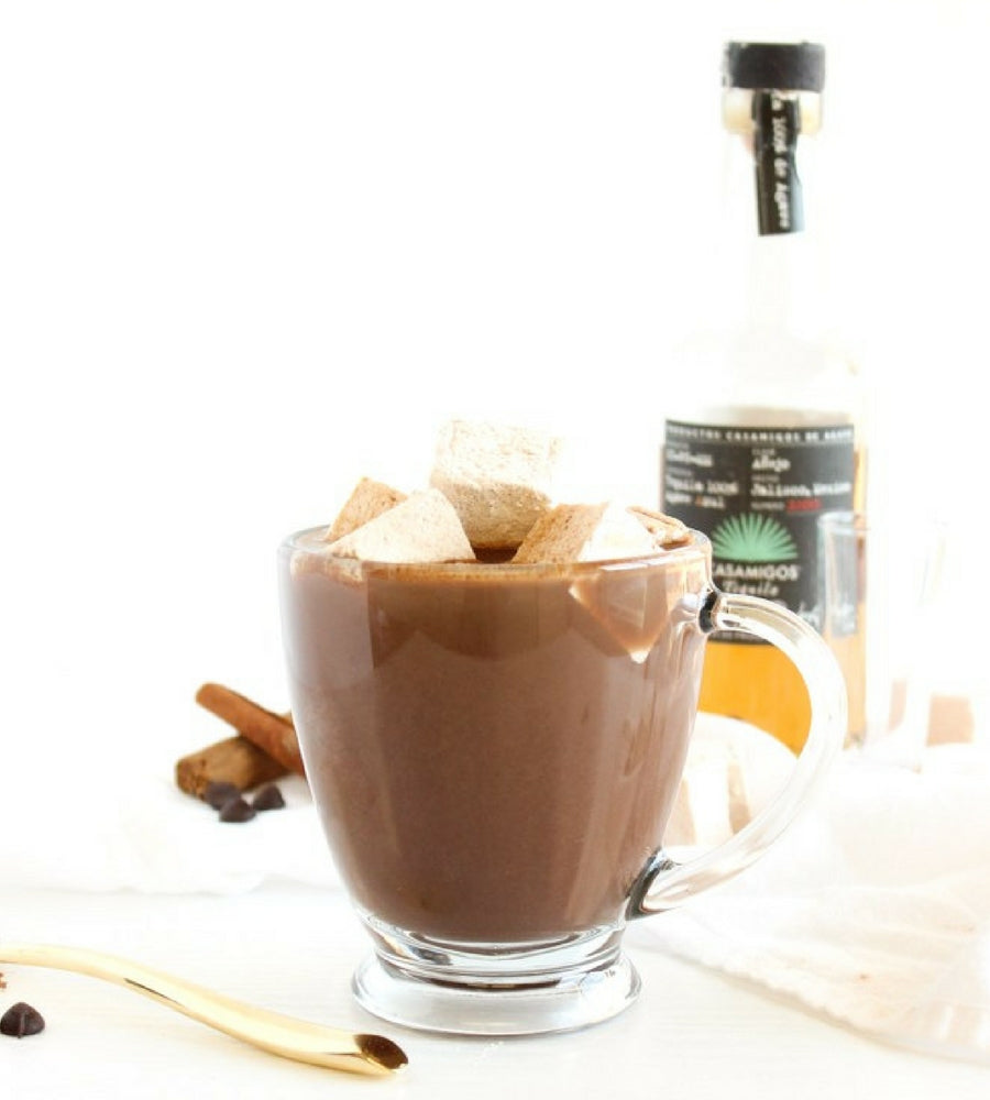 Boozy Desserts | 8 Recipes You'll Love | Tequila Mexican Hot Chocolate