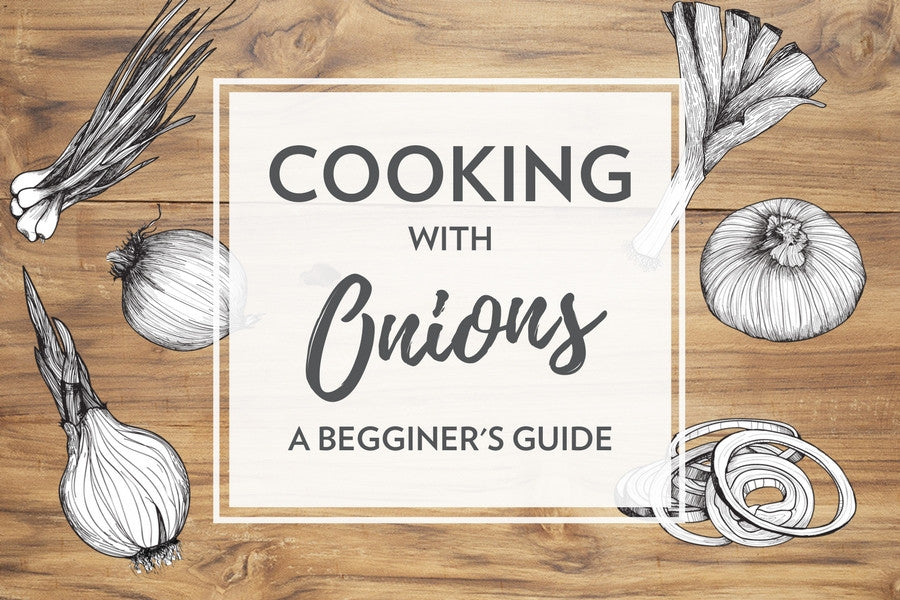 A Beginner's Guide to Cooking with Onions + 6 Meal Kit Suggestions