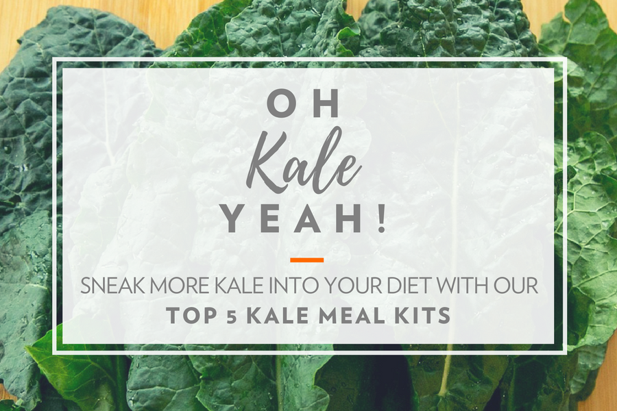 Healthy Meal Kits | Top 5 Kale Meal Kits