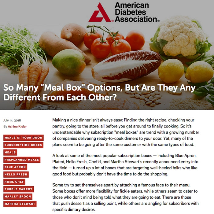"So Many ""Meal Box"" Options, But Are They Any Different From Each Other?"
