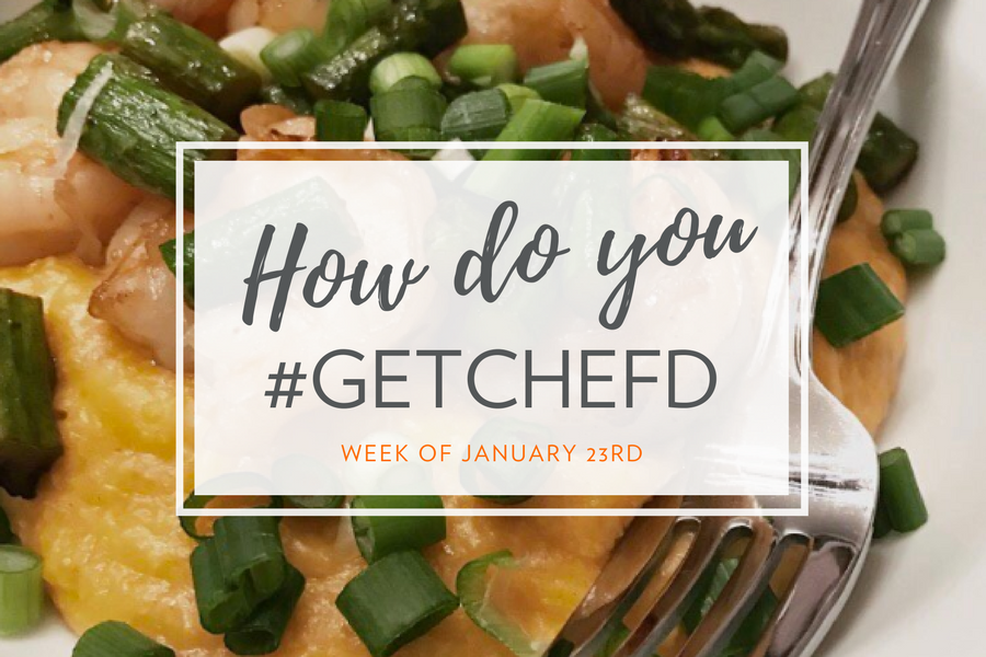 How Do You #GetChefd | Meal Kit Giveaway