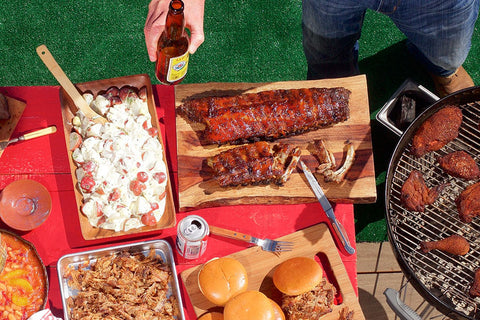How to Throw the Ultimate Memorial Day Barbecue