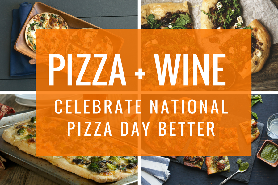 Celebrating National Pizza Day Better with Wine Pairings