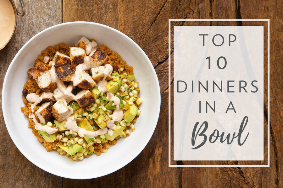 Top 10 Dinners in a Bowl | Quick & Easy Meal Kits