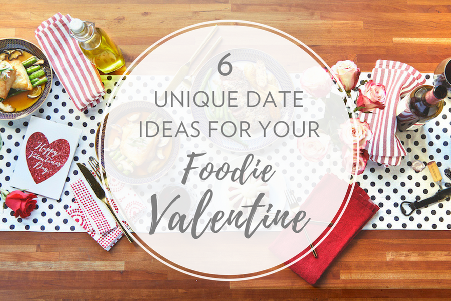 Valentine's Day For Foodies | Food Delivery for Valentine's Day