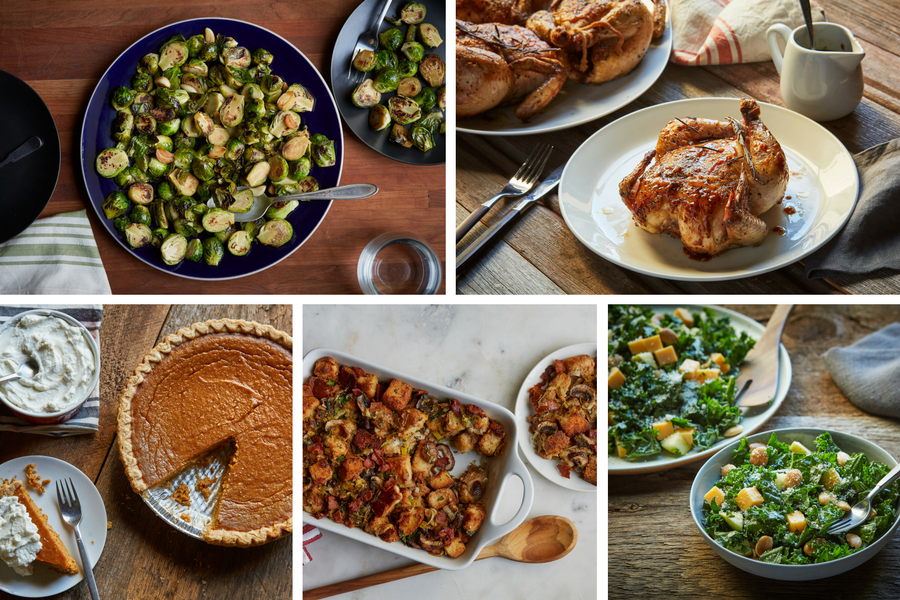 Up Your Thanksgiving Spread with these 5 Dishes from NYT Cooking