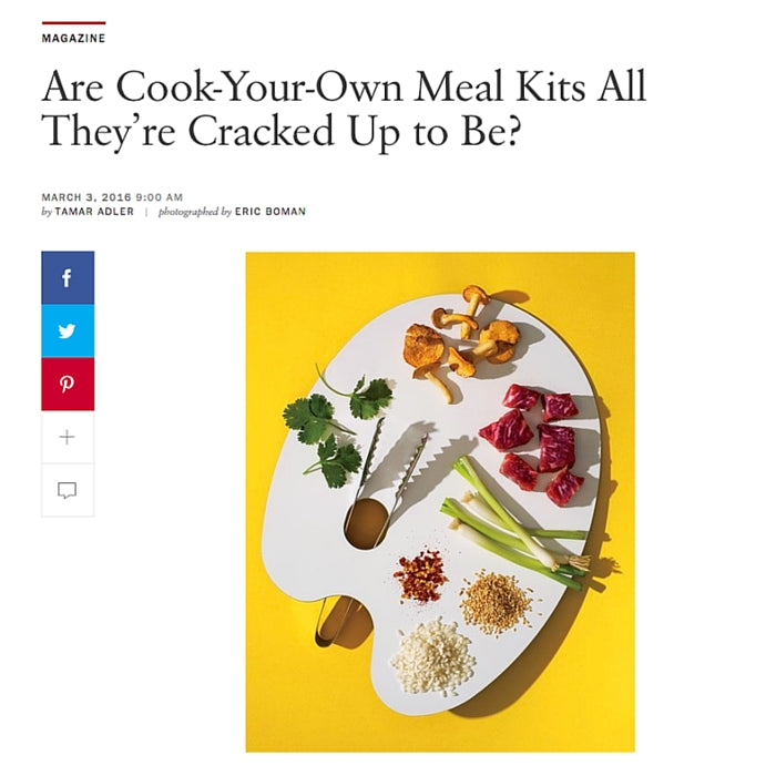 Are Cook-Your-Own Meal Kits All They're Cracked Up to Be?