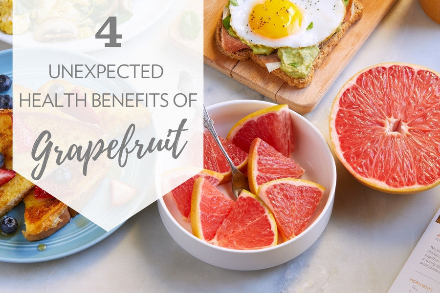4 Unexpected Benefits of Grapefruits | Chef'd Meal Kits