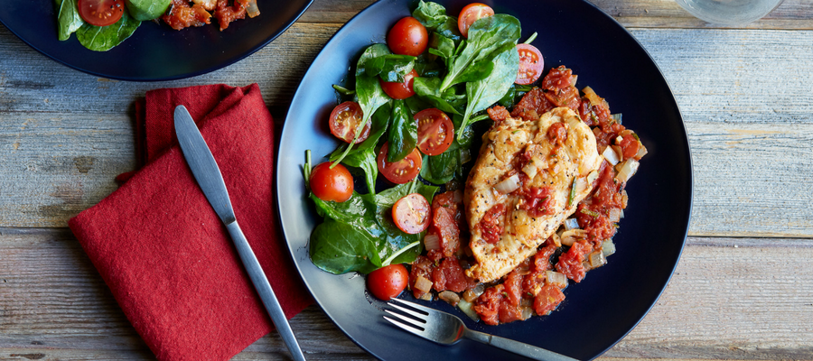 Italian Chicken Cacciatore Meal Kit by Atkins & Chef'd