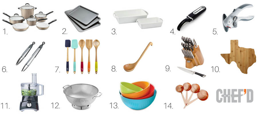 14 Tools Everyone Should Have in Their Kitchen