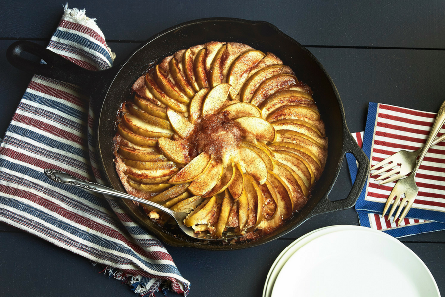 Grandmother's Apple Cake
