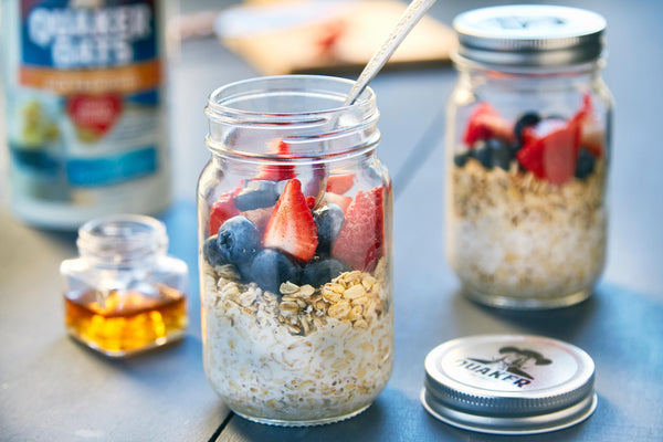 Quaker® Overnight Oats