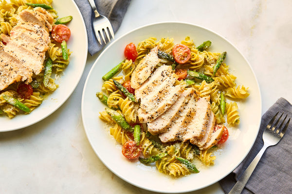 Chicken and Quinoa Pasta